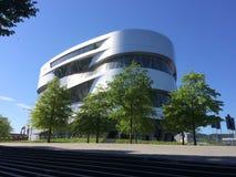 Benz της Mercedes μουσείο στοκ εικόνες με δικαίωμα ελεύθερης χρήσης