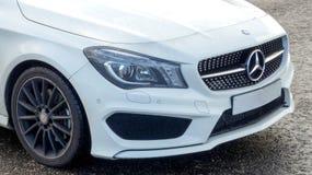 Benz της Mercedes Στοκ Εικόνες