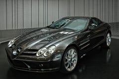 benz του 2007 η Mercedes slr Στοκ φωτογραφία με δικαίωμα ελεύθερης χρήσης