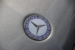 125 2011 benz автомобиля годовщины празднуют основывая индустрию свой год mercedes логоса Стоковое Изображение