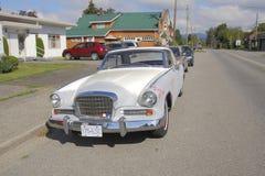 19 Benz Мерседес шестидесятых годов Стоковое Изображение