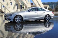 Benz A500 Мерседес Стоковое Изображение RF