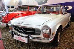 Benz 280 SL 1969 van Mercedes Stock Fotografie