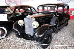 Benz 320 1937 de Mercedes Imagenes de archivo