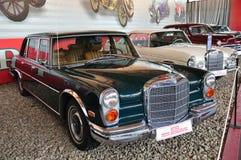 Benz 600 1963 van Mercedes Royalty-vrije Stock Afbeelding