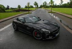 Benz AMG GT της Mercedes Στοκ Φωτογραφίες
