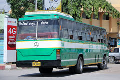 Benz Bus of Greenbus Company. Stock Photography