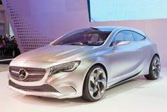 Benz A Class car Stock Image
