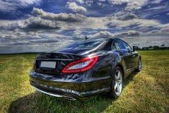 Benz CLS van Mercedes Royalty-vrije Stock Foto