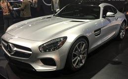 Benz Coup Imágenes de archivo libres de regalías