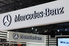 Benz de Mercedes Photo stock