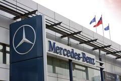 Benz de Mercedes Imágenes de archivo libres de regalías