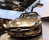 Benz de Mercedes. Photo libre de droits