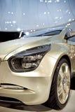 Benz di Merzedes indicato su sessantatreesimo IAA Fotografia Stock Libera da Diritti