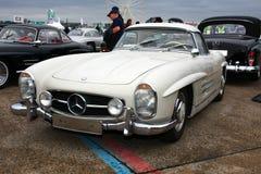 Benz en Vrienden Berlijn 2011 van Mercedes royalty-vrije stock foto's