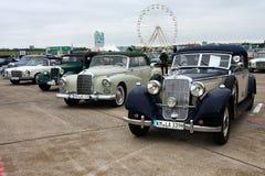 Benz en Vrienden Berlijn 2011 van Mercedes royalty-vrije stock afbeelding
