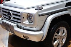 Benz g500 suv Royalty Free Stock Photos