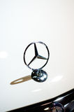 benz logo Mercedes Obraz Royalty Free
