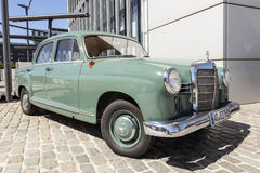Ιστορικό Benz της Mercedes W120 Στοκ Φωτογραφίες