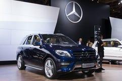 Benz ML 300 Zdjęcie Royalty Free