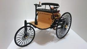 Benz Patent Motorwagen Imagenes de archivo