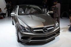 benz pojęcia facsynacja Mercedes Zdjęcia Stock