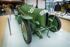 Benz 60 PS, 1910 de Blitzen de voiture de course Photo stock