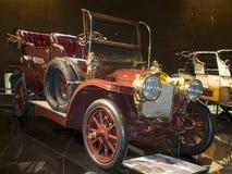 Benz 1905 18 PS Doppelphaeton Royaltyfria Bilder