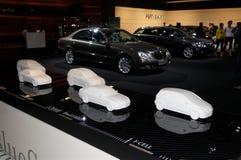 Benz`s auto van Mercedes Stock Foto's