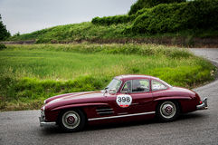 BENZ 300 SL Coupé w 198 1956 МЕРСЕДЕС Стоковая Фотография