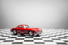 Benz 300SL de Mercedes Image stock