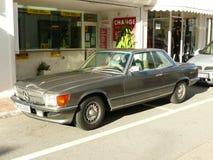 Benz 450 SLC της Mercedes Στοκ εικόνες με δικαίωμα ελεύθερης χρήσης