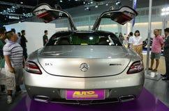 Benz SLS Imagenes de archivo