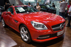 Benz sports car SLK-Class Stock Image