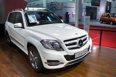 Benz SUV GLK-Class Royalty Free Stock Image