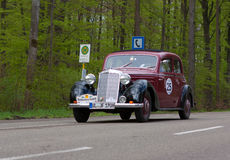 1954 Benz 170 SV Daimler στο ADAC Wurttemberg ιστορικό Rallye 2013 Στοκ Εικόνες