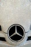 benz swarovski της Mercedes στοκ εικόνες