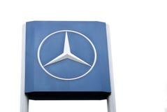 Benz van Mercedes Stock Afbeeldingen