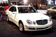Benz van Mercedes E320 Stock Afbeeldingen