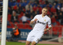 Benzema 018 Stock Photography