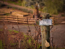 Benziger Family Winery near Glen Ellen CA Stock Image
