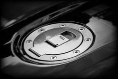 Benzina Fotografie Stock
