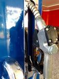 Benzina della pompa Fotografia Stock Libera da Diritti