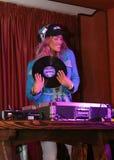 benzina DJ Στοκ Εικόνες