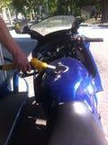 Benzine Images stock