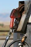 Benzinepomp stock afbeeldingen