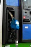 Benzinepompen Royalty-vrije Stock Afbeeldingen