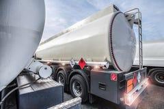 Benzinevervoerder Stock Afbeeldingen