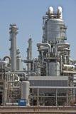 Benzinfabrik in Rotterdam die Niederlande Stockfoto