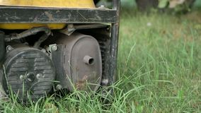 Benzyna Generator Zasilany Przenośny zbiory